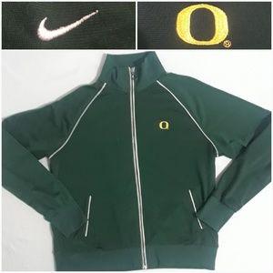 9429aa89f Nike Jackets & Coats   Drifit Oregon Ducks Womens Trackjacket   Poshmark
